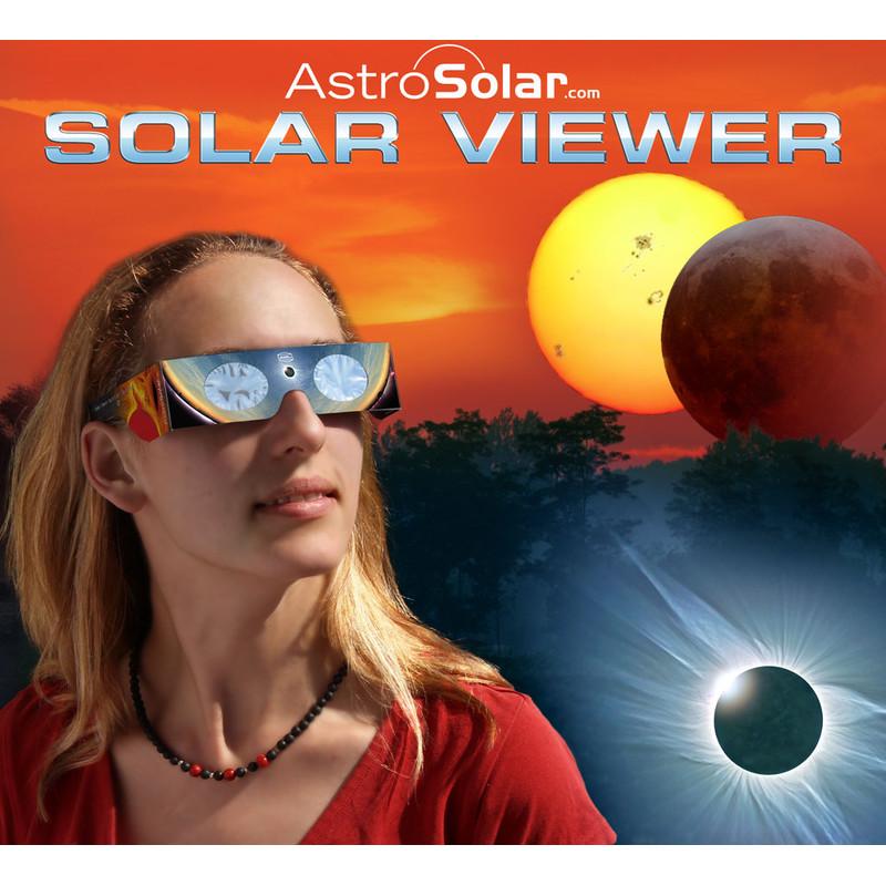 Baader Sonnenfinsternis Sofi Beobachtungsbrille Solar Viewer ...