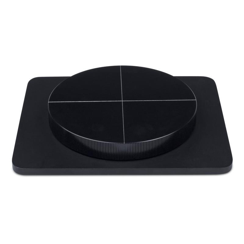 Motic plateau tournant pour table en croix - Plateau tournant pour table ...