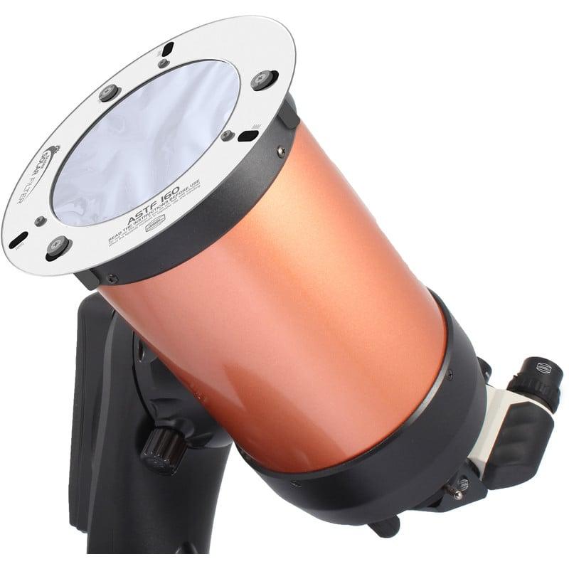 ASTF Filter mounted on a Schmidt-Cassergrain Telescope