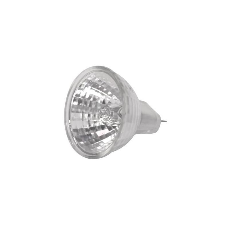 Optika ampoule halog ne m 515 12v 20w avec miroir for Miroir dichroique