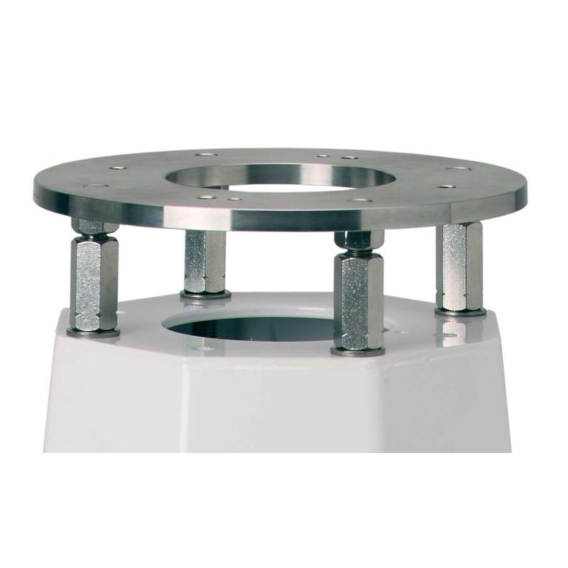 Euro emc pied colonne d 39 observatoire p200 hauteur totale - Pied de table hauteur 100 cm ...