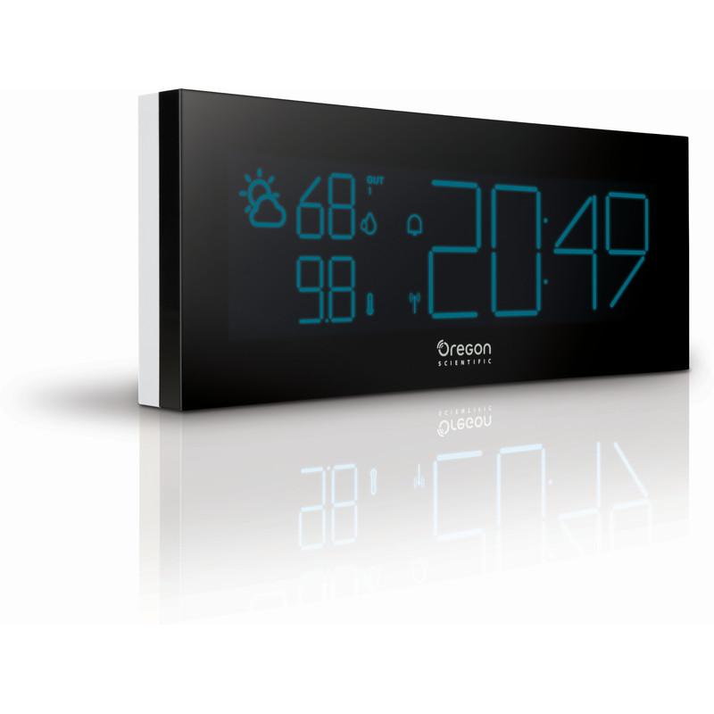 station m t o sans fil oregon scientific horloge radio. Black Bedroom Furniture Sets. Home Design Ideas