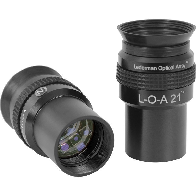 "3D Astronomy L-O-A 21mm 1,25"" Set"