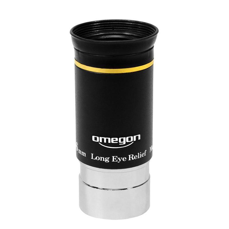 Skywatcher 6mm UltraWide Okular 1,25 Zoll schwarz