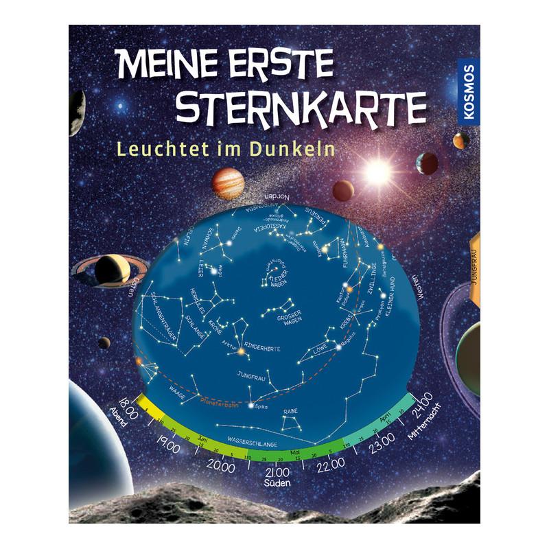 Sternkarte für Kinder
