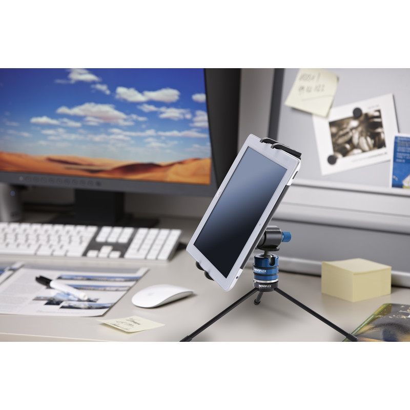 novoflex phone pad tablet pc halterung f r phone kit. Black Bedroom Furniture Sets. Home Design Ideas