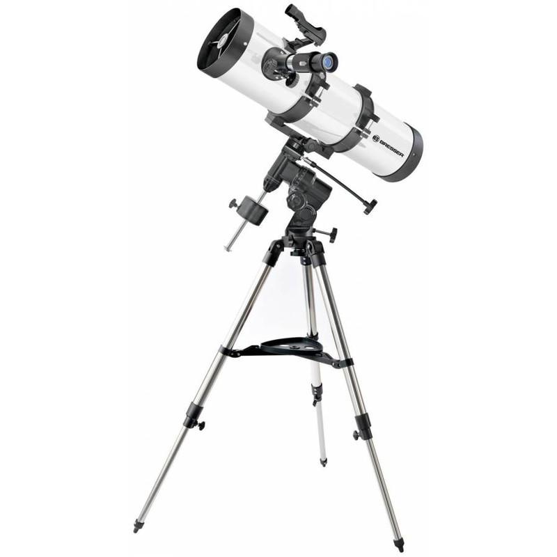 bresser teleskop n 130 650 eq3. Black Bedroom Furniture Sets. Home Design Ideas