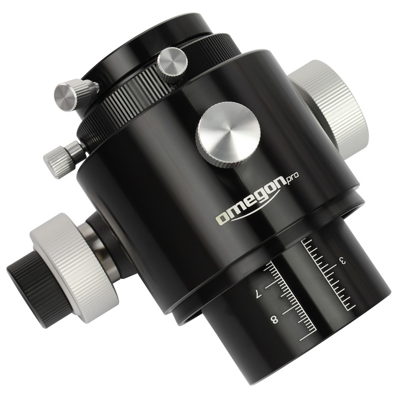 Omegon Pro 2'' Newtonian Crayford focuser, dual speed