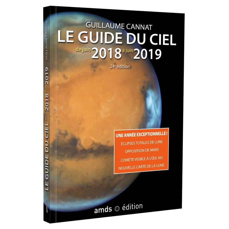 ca95dd3353b59e Almanach Amds édition Le Guide du Ciel 2018-2019