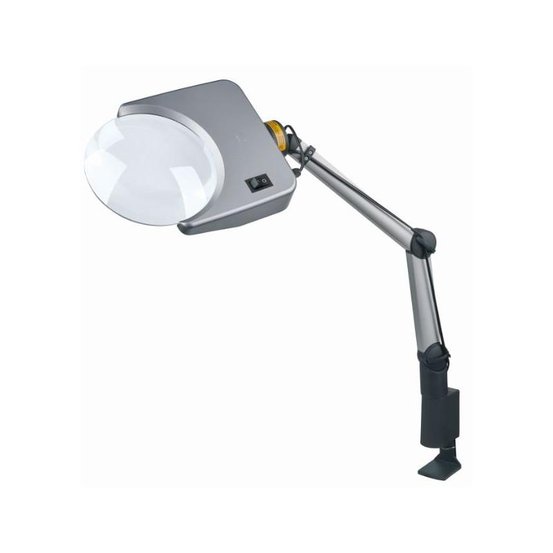 Schweizer Lupa Lupenleuchte Tech-Line LED Bifo 2700K, 1,75x 4X Ø202 40mm,  bifokal, plankonvex 71672d87d6