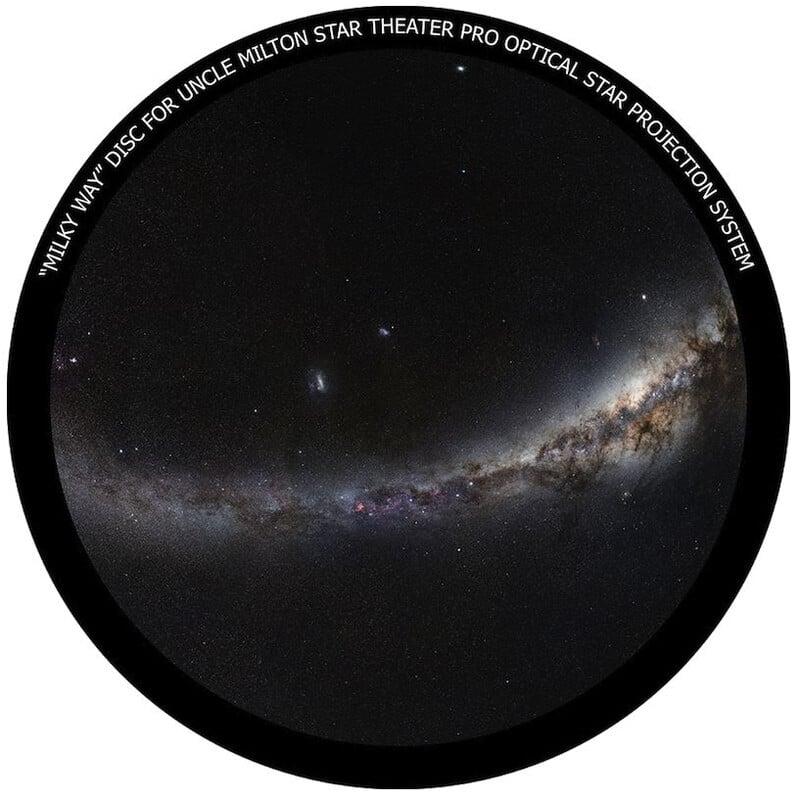 Omegon Dia Milchstraße