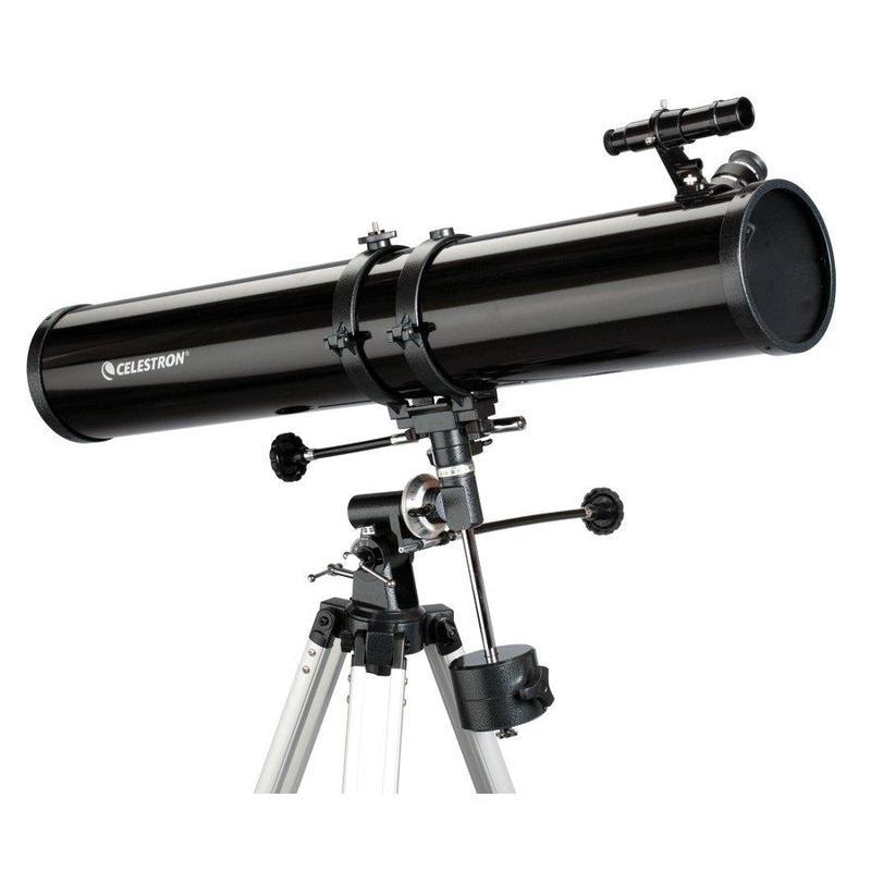 celestron telescope n 114 900 powerseeker 114 eq. Black Bedroom Furniture Sets. Home Design Ideas