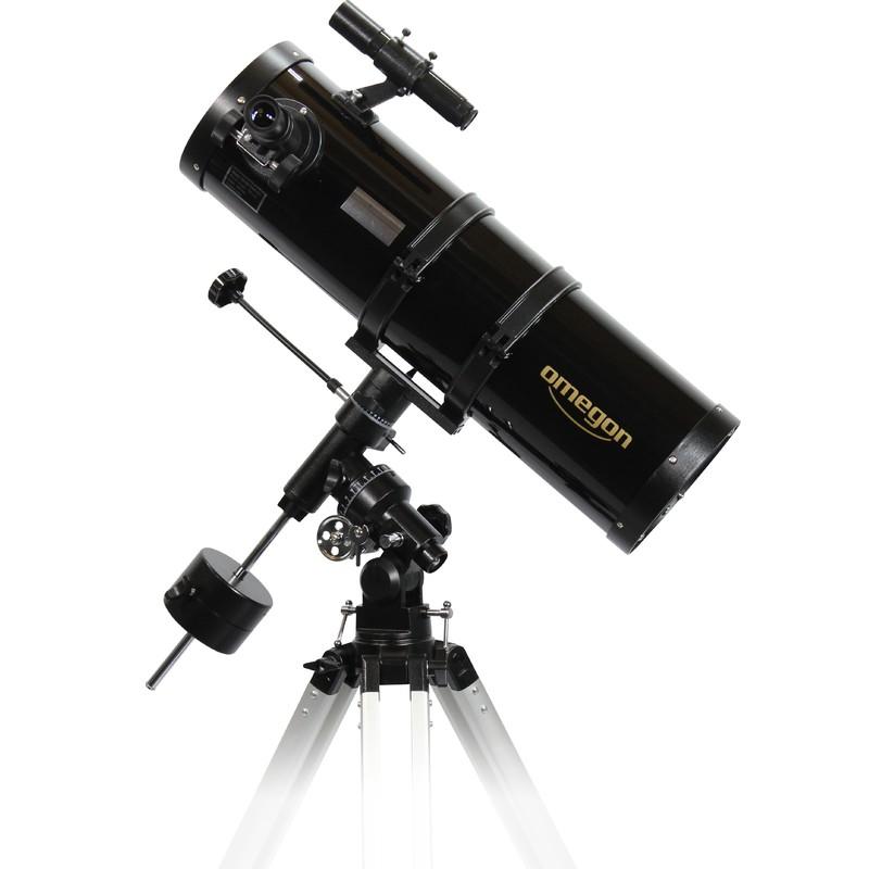 omegon teleskop n 150 750 eq 3 gebraucht. Black Bedroom Furniture Sets. Home Design Ideas