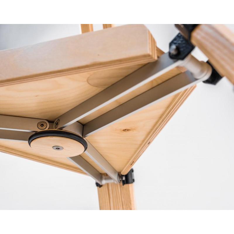 tr pied en bois berlebach report 412 3 8. Black Bedroom Furniture Sets. Home Design Ideas