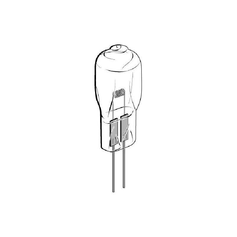 lampadina alogena g : Euromex Lampadina alogena di ricambio 12 Volt 50 Watt, serie F/G e M