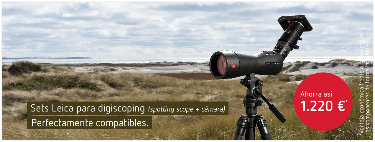 Leica Digiscoping-Sets