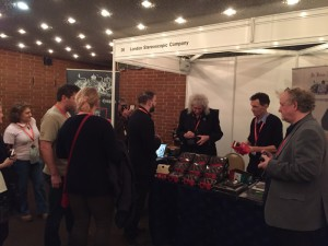 Astrofest 2017 - May and London Stereoscopic