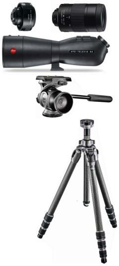 """Leica APO Televid 25-50x82W """"Closer to Nature Package"""""""