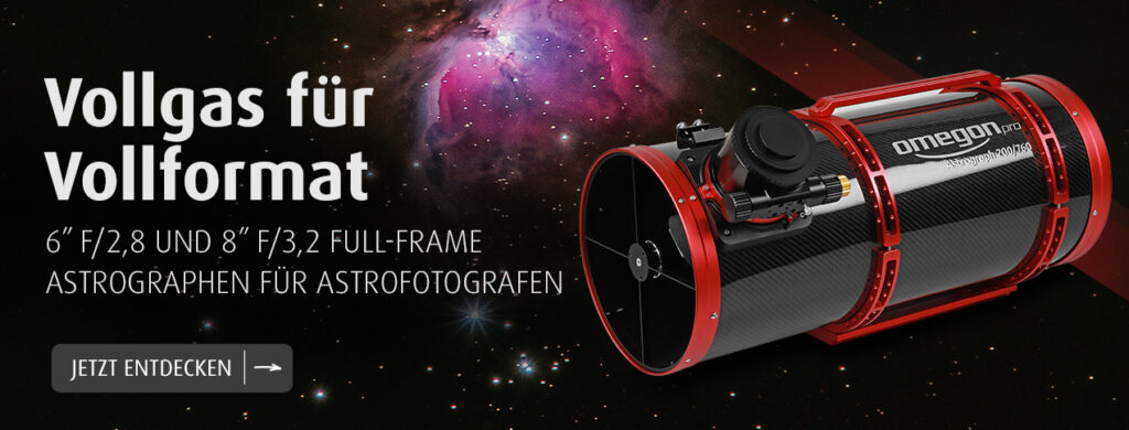 Omegon Astrographen
